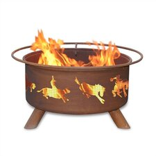 <strong>Patina Products</strong> Western Fire Pit