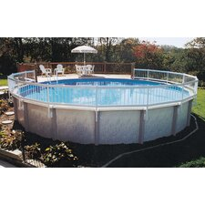 <strong>GLI Pool Products</strong> Above Ground Pool Fence Add-On Kit