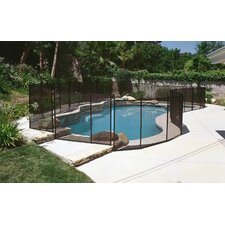 Safety Fence for In Ground Pool