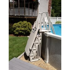 Neptune A Frame Entry System for Above Ground Pools
