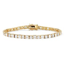 Round / Princess-Cut Tennis Bracelet