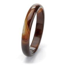 Chalcedony Bangle Bracelet