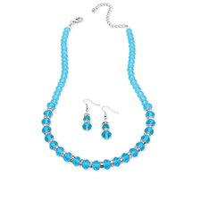 Beaded Birthstone Jewelry Set