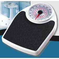 <strong>Trimmer</strong> Mechanical Bathroom Scale with Extra Large Platform