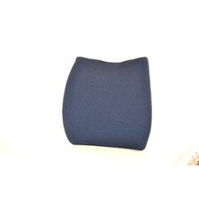 Memory Foam Back Cushion with Adjustable Belt