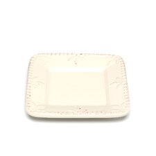 "<strong>Signature Housewares</strong> Sorrento 6"" Square Bread and Butter Plate"
