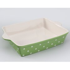 Dots Rectangular Baker