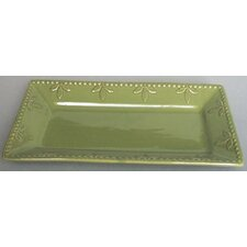 Sorrento Ceramic Rectangular Tray