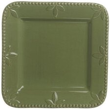 "<strong>Signature Housewares</strong> Sorrento 11"" Square Dinner Plate"