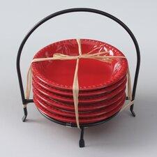 Sorrento Dip Bowls 7 Piece Condiment Server