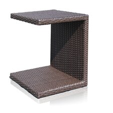 Miami Breeze Square Aluminium Side Table