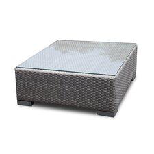 Hudson Pacific Square Aluminium Coffee Table