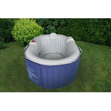 2-Person Oval Inflatable Spa