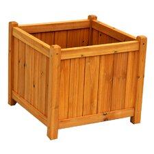 Wood Planter Box I