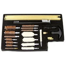 <strong>Aim Sports Inc</strong> Universal 30 Pieces Gun Cleaning Kit