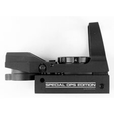 Tactical Dual ILL. 4 Different Reticles / Special OPS Edition