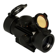 Dual ILL Dot Sight Different Reticles with Flip-Up Lens