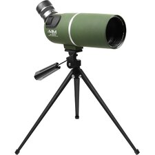 <strong>Aim Sports Inc</strong> 30-90 X 65 Spotting Scope in Green