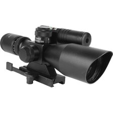 <strong>Aim Sports Inc</strong> Dual ILL Scope with Green Laser