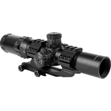 Dual ILL CQB Scope with Locking Turrets