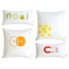 Graphic Pillows (Set of 4)