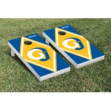 NCAA Diamond Version Cornhole Bag Toss Game Set