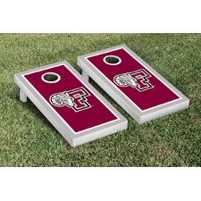 NCAA Border Version Cornhole Game Set