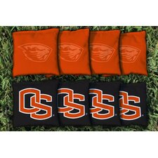 NCAA Replacement All Weather Cornhole Bag Set