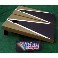 Matching Triangle Cornhole Bean Bag Toss Game