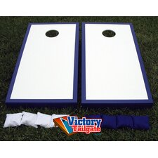 <strong>Victory Tailgate</strong> Matching Border Cornhole Bean Bag Toss Game