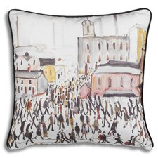 The Lowry Going to Work Cushion