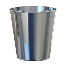 <strong>NU Steel</strong> Gloss 2.25-Gal. Wastebasket