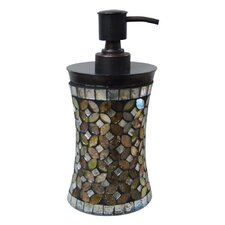 Mosaic Rainbow Lotion Dispenser
