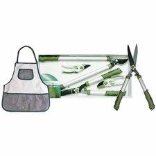 4 Piece Cutting Combo Garden Tools Set