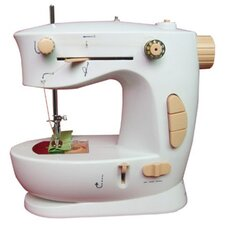 Portable Sewing Machine with Adjustable Stitch Width
