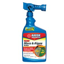 2 In 1 Moss and Algae Killer Ready To Spray