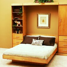 <strong>Wallbeds</strong> Modern Birch Murphy Bed