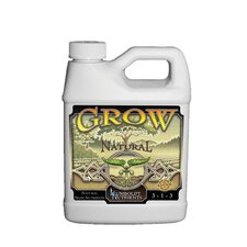 <strong>Humboldt Nutrients</strong> Grow Natural
