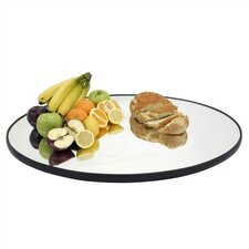 "<strong>Buffet Enhancements</strong> 14"" Round Food Display Mirror"