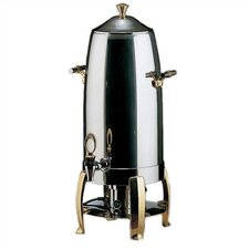<strong>Buffet Enhancements</strong> 5 Gallon Coffe Urn with Brass Legs
