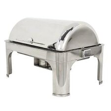<strong>Buffet Enhancements</strong> Classic Empire Style Rectangular Chafing Dish