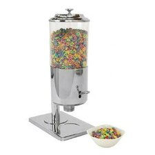 Stainless Steel Bulk Single Cereal Dispenser