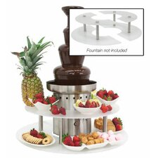 <strong>Buffet Enhancements</strong> Chocolate Fountain Display Riser