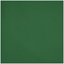 Hunter Green Solid Poly Cotton Cover