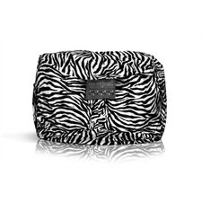 Mod Pod Deluxe Zebra Suede Bean Bag Chair