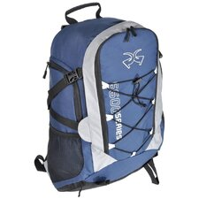 Piper Gear Boxer Backpack in Blue / Gray