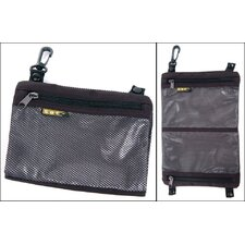 Organizational Quick Pack Flash Pouches in Black