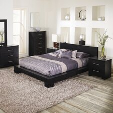 Brooklyn Platform Bed Collection
