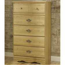 Oak Creek 5 Drawer Chest
