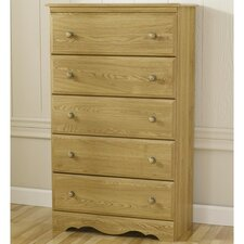 <strong>Lang Furniture</strong> Oak Creek 5 Drawer Chest